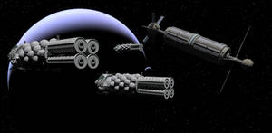 Interplanetary Freighters