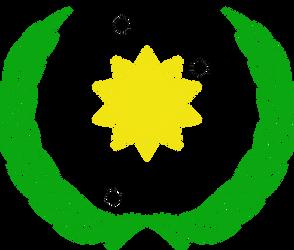 Emblem of the Solar Union by Vumpalouska