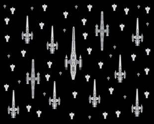 The First Fleet by Vumpalouska