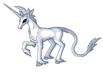 Jones the Unicorn by Vumpalouska