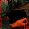 Even Superheroes Can Bleed by heartfallen