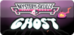 Folder Icon - Mystery Skulls Ghost by Soul-no-kami