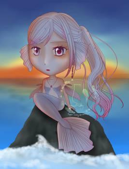 Alice the little mermaid