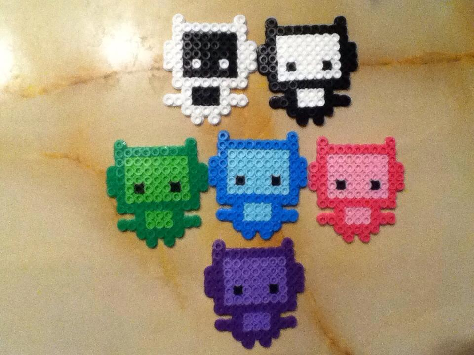 how to make perler bead creations without ironing