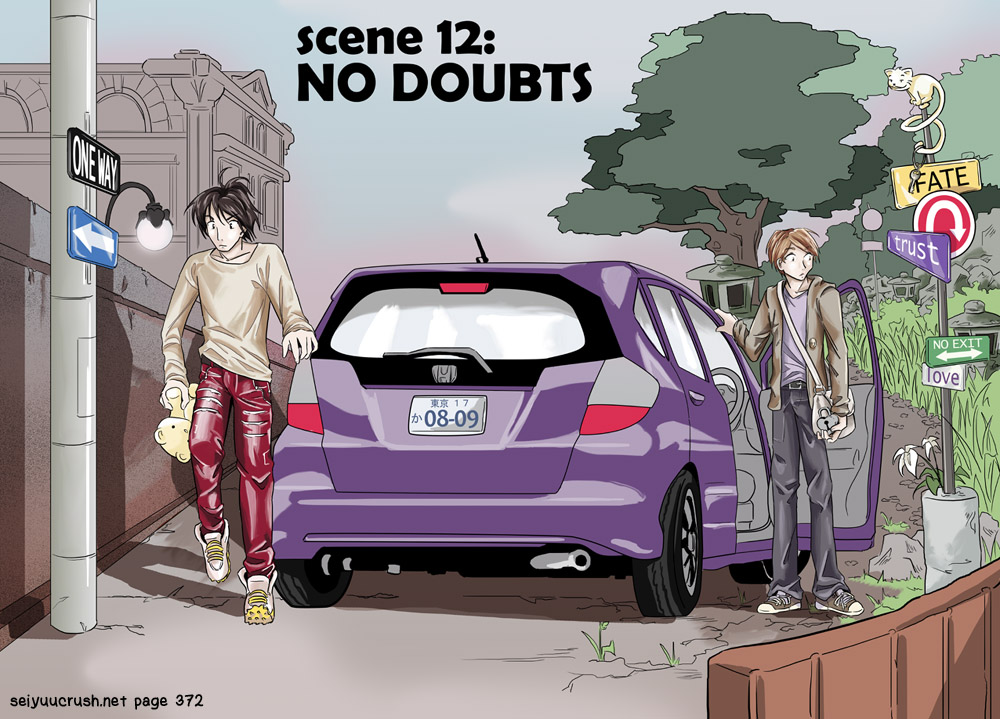 Seiyuu CRUSH! ~ Scene12: No Doubts by sore-zore