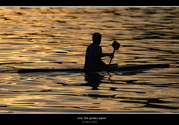 Over The golden Water by yekini