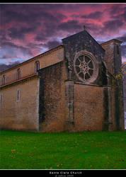 Santa Clara Church by yekini