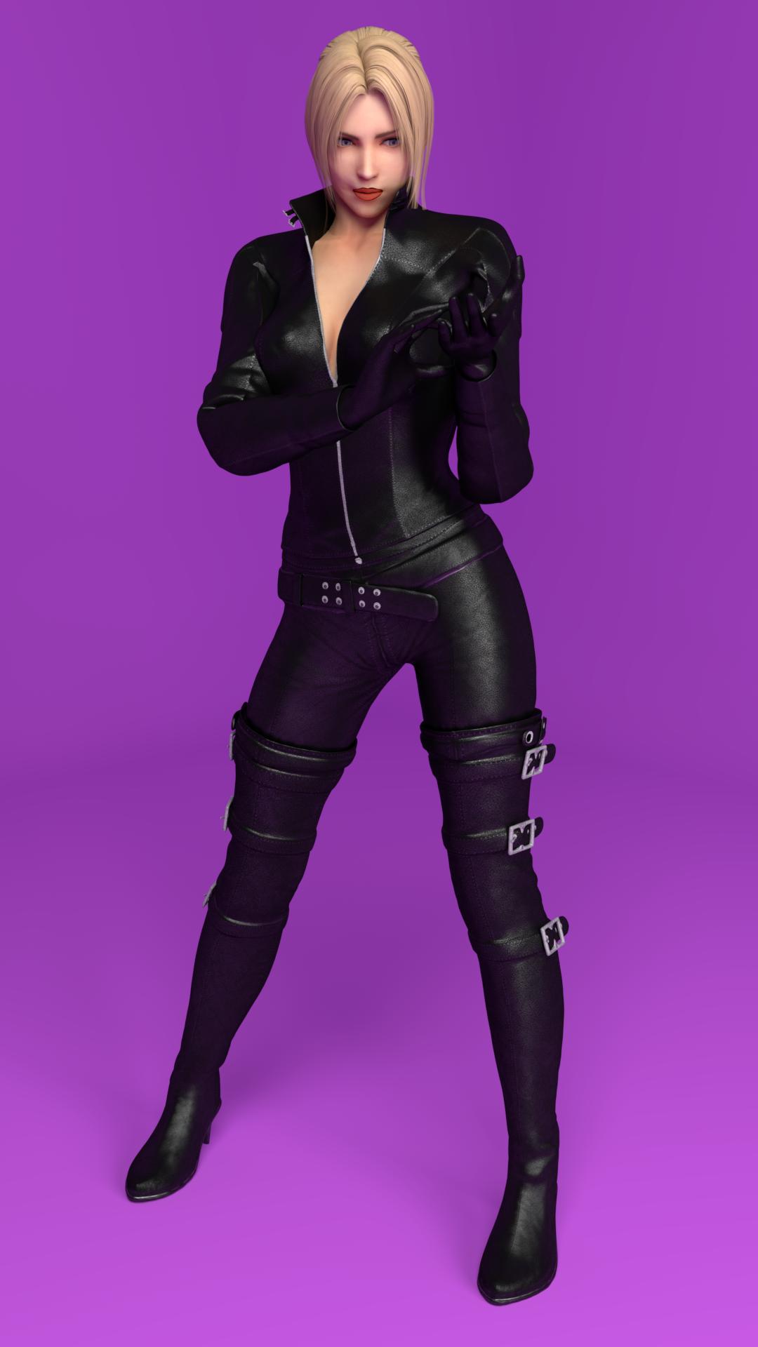 Introducing Nina Williams Tekken 7 Story Outfit By Philosophoholic163 On Deviantart
