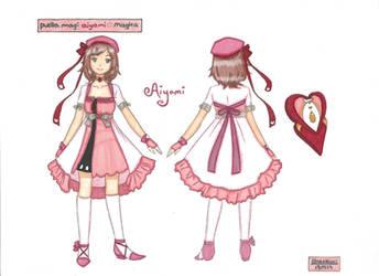 Puella Magi Aiyami Magica by ClaireRoses