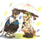ToZ:Don't be alone,silly