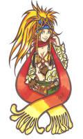 FFX-2:Rikku