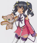 Tales of the Abyss:Anise