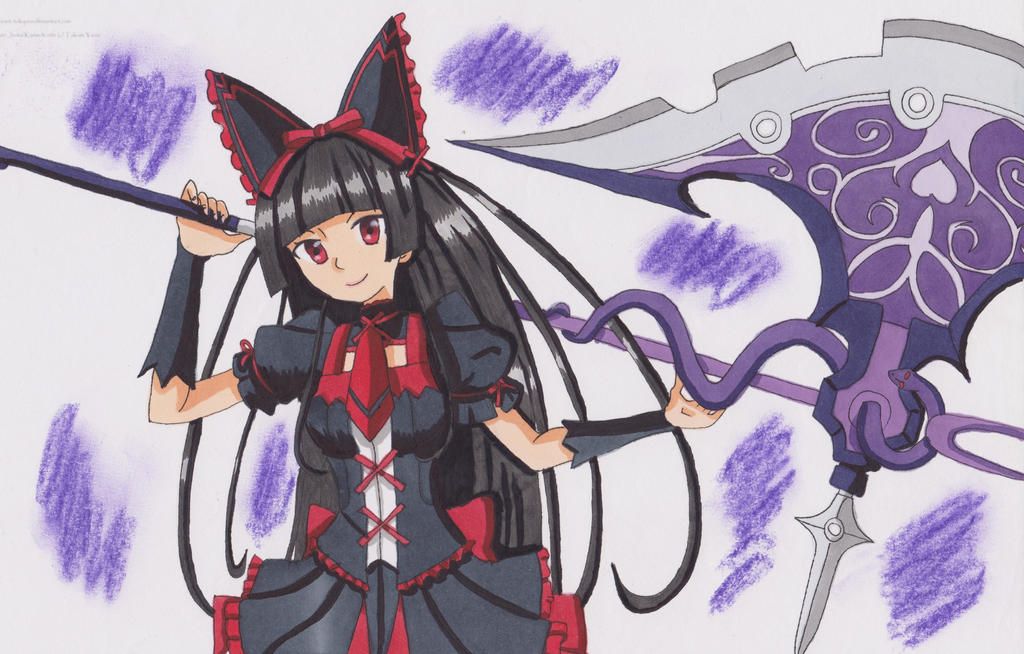 Rory Mercury by ClaireRoses