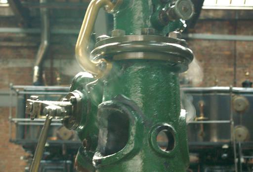 Steam at MOSI