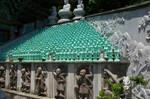 Sanbanggulsa Statues