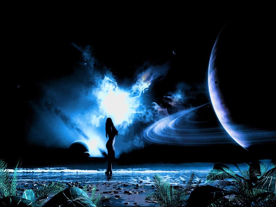 space overlook by DANCE-of-COBRA