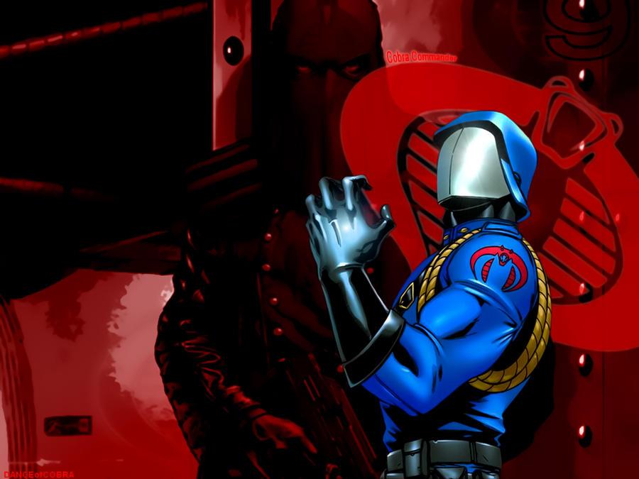 Cobra Commander by DANCE-of-COBRA