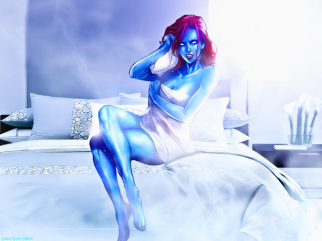 Mystique by DANCE-of-COBRA