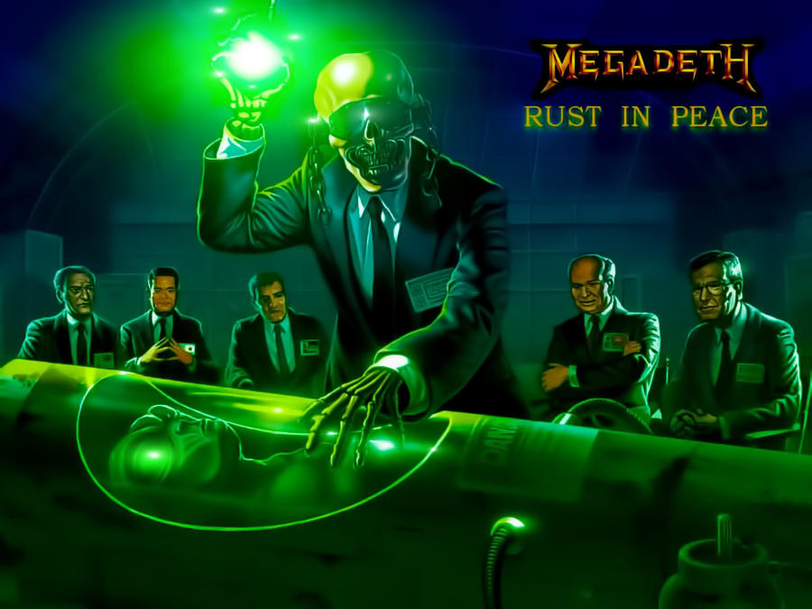 Megadeth Rust In Peace Wallpaper The Galleries Of Hd Wallpaper