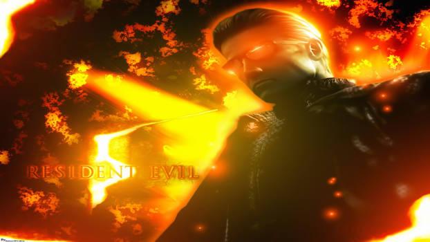 resident evil 5 wesker 2012 [HDTV (1080)]