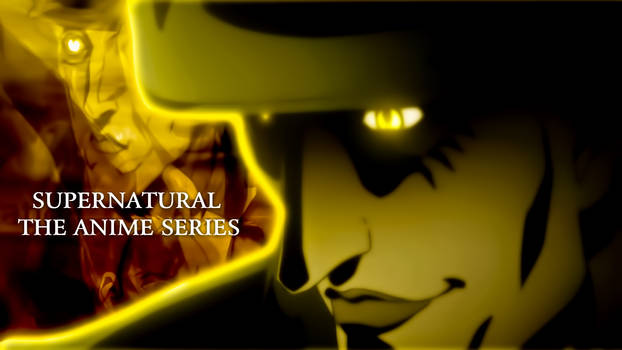 supernatural the anime series wallpaper HD 5