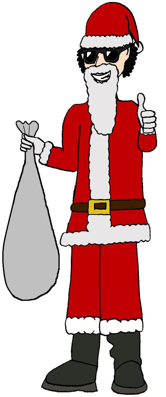 Big Johnny Claus by BigJohnnyCool