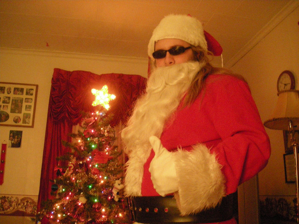 The Real Big Johnny Claus by BigJohnnyCool