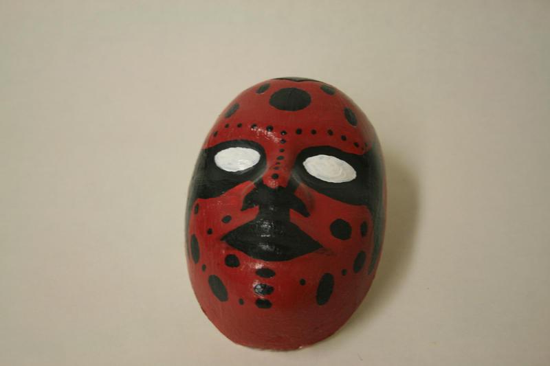 Boogeyman Plaster Face by BigJohnnyCool