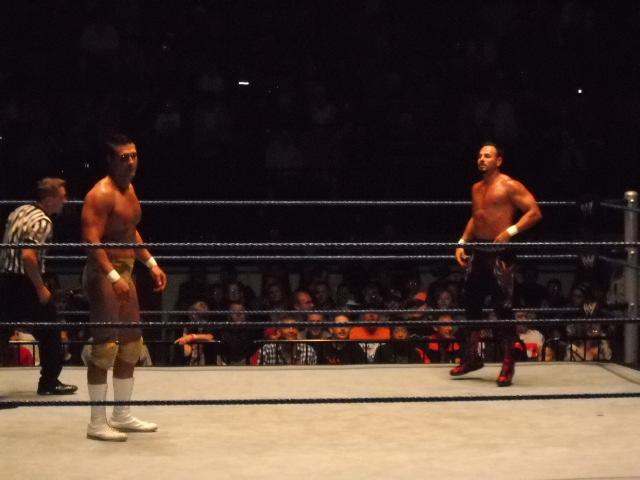 WWE 9.4.10 - Chavo vs. Alberto by BigJohnnyCool