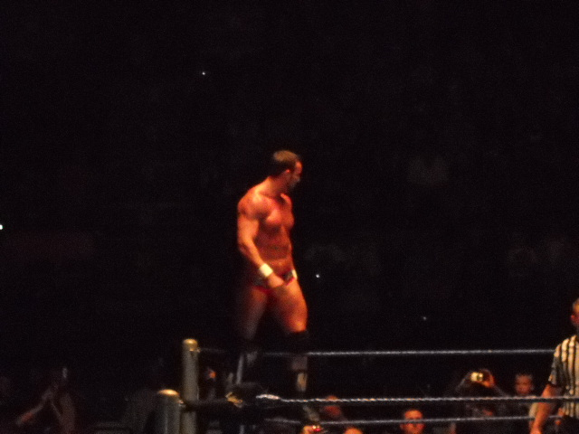 WWE 9.4.10 - Chris Masters by BigJohnnyCool