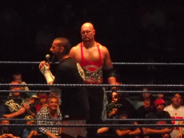WWE 9.4.10 - SES Speech by BigJohnnyCool