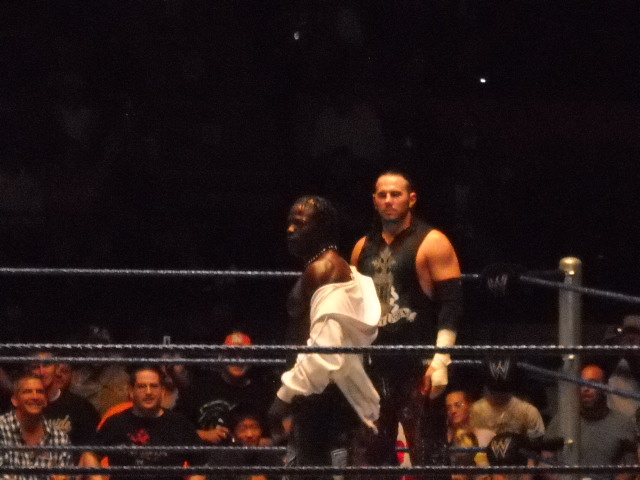 WWE 9.4.10 - Hardy and R-Truth by BigJohnnyCool