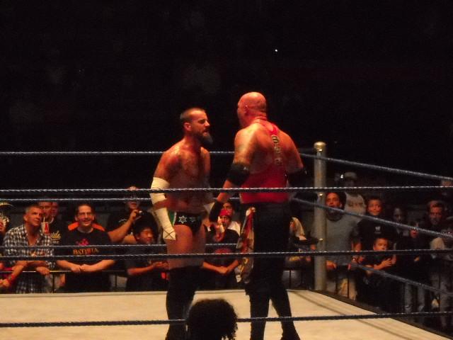 WWE 9.4.10 - Luke face turn? by BigJohnnyCool
