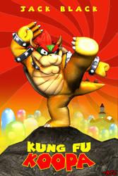 [MMD] Kung Fu Koopa