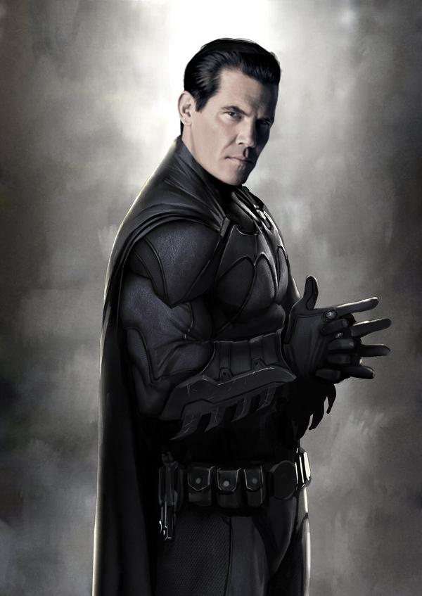 Josh Brolin as Batman