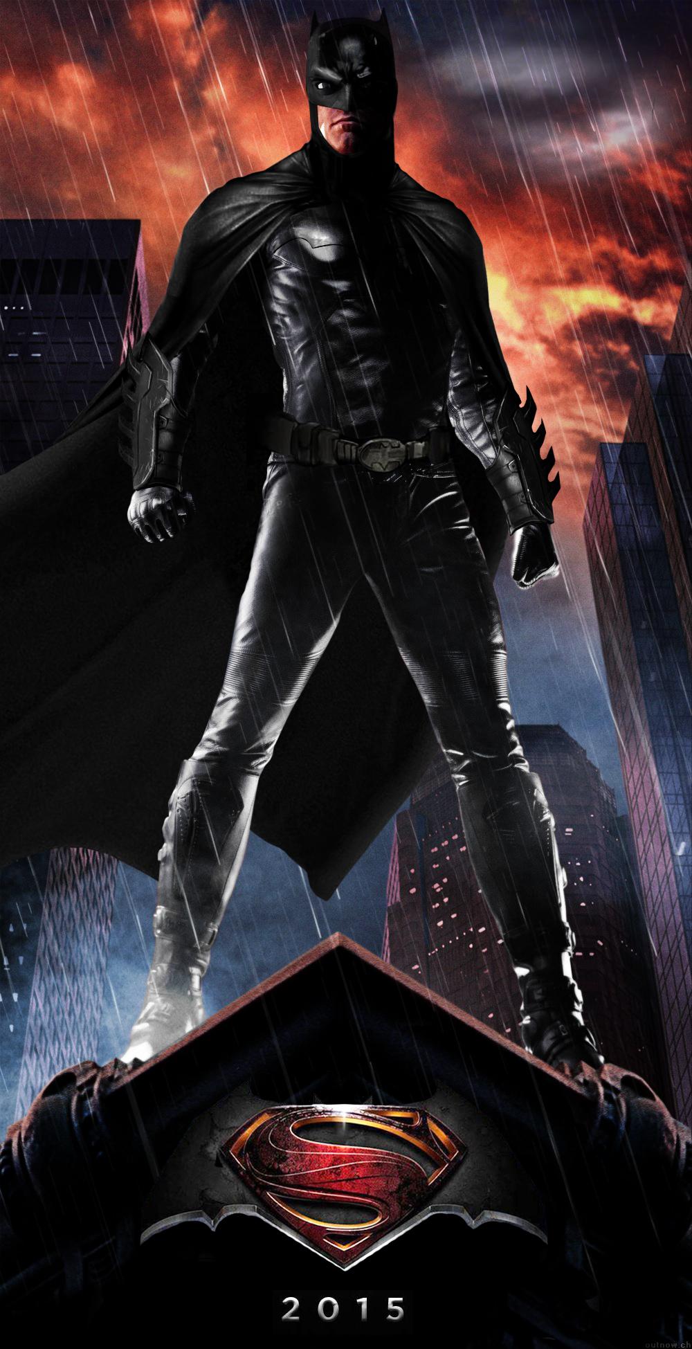 Batman The Daredevil By Poumap