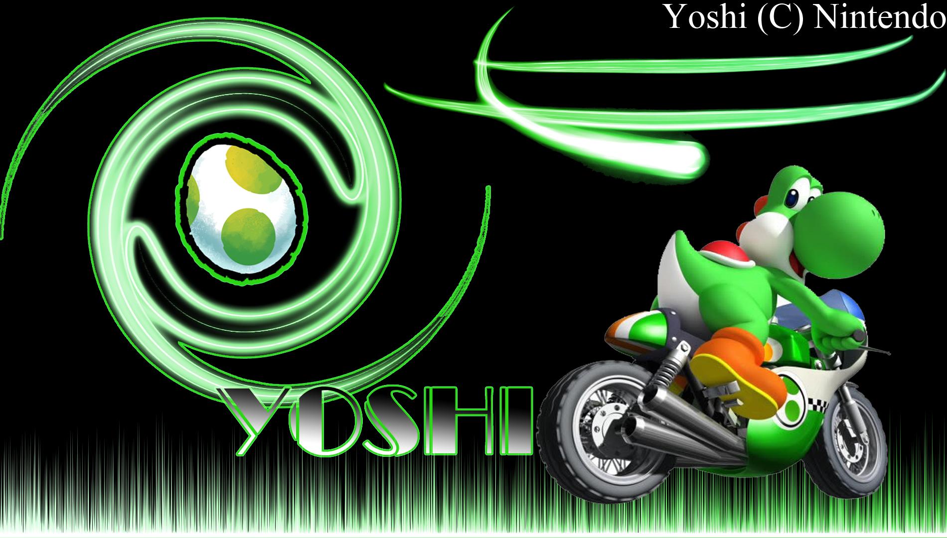 yoshi wallpaper by jrdn762 on deviantart