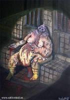 Disgust by Lenn-Rat