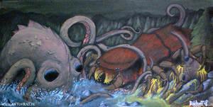 Natural Enemies by Lenn-Rat