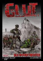 Webcomic 'GLUT' Part I Cover by Lenn-Rat