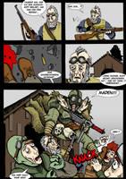 Webcomic 'GLUT' Part I Demo by Lenn-Rat