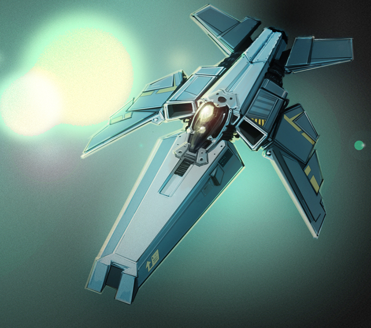 StarFighter by Skylow