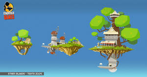 Ether islands