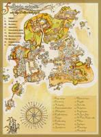 Island  Fahysya's Map by Skylow