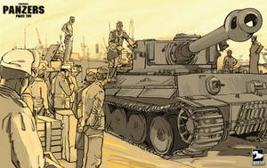 Entering Tobruk by Skylow