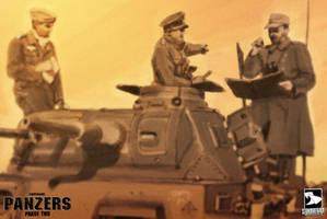 Rommel on Tank by Skylow