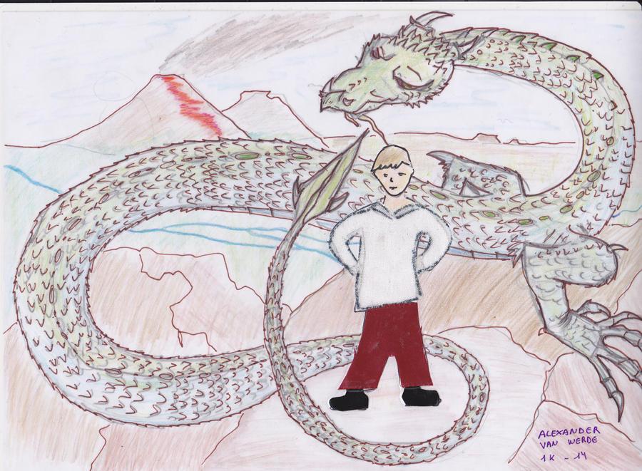 dragonrider by sportlaan