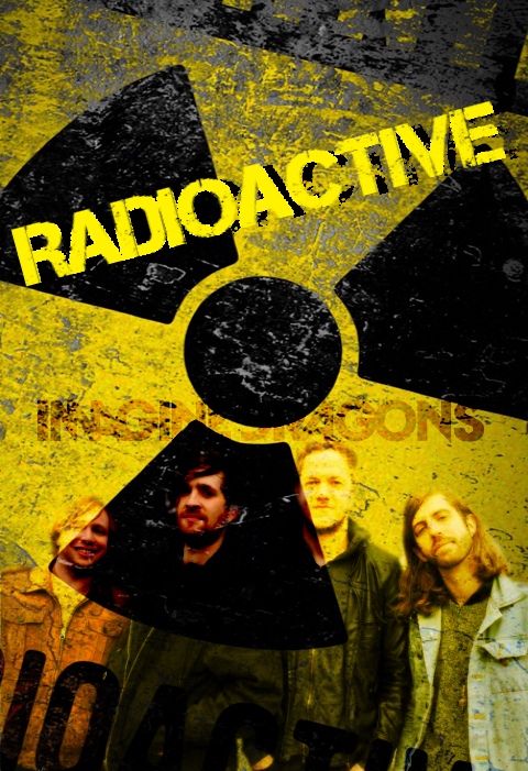 imagine dragons radioactive by martyrossarts on deviantart