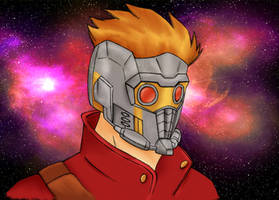 Star-Lord, the ravager