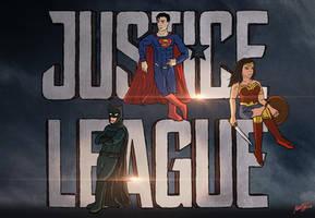 Justice League 2017 Contest